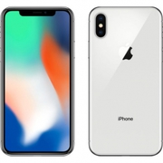 Apple iPhone X 256GB Silver-New-Original, Unlo